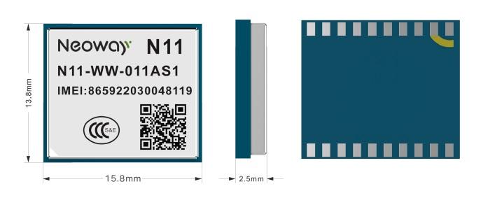 GPRS-модуль Neoway N11