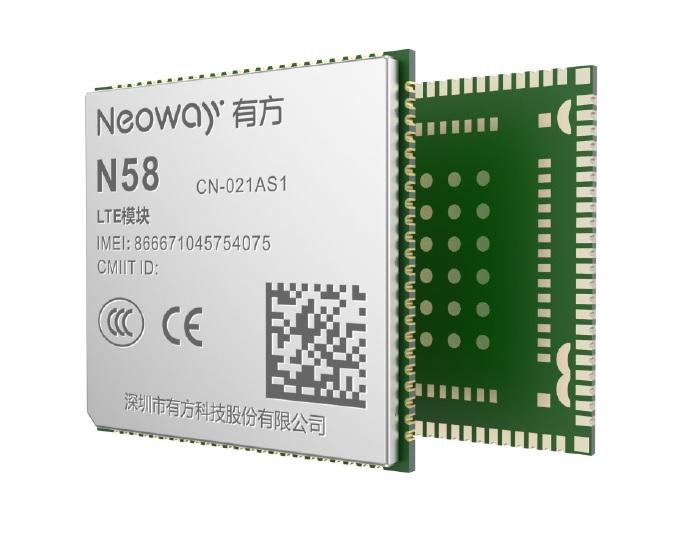Народный LTE-модуль Neoway N58