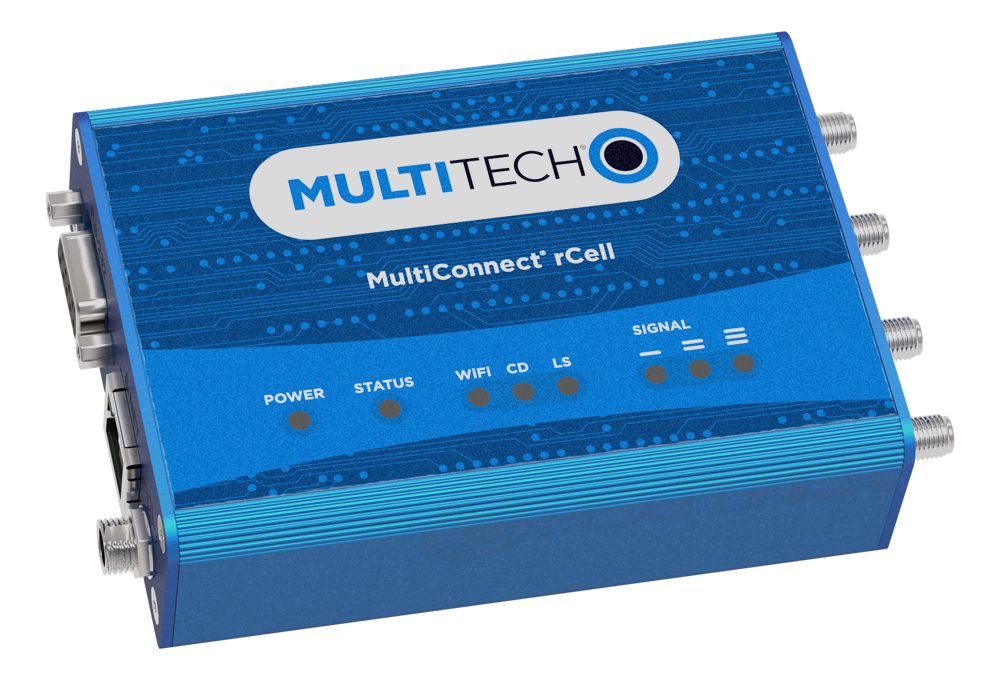 MultiConnect rCell 100 LTE Router