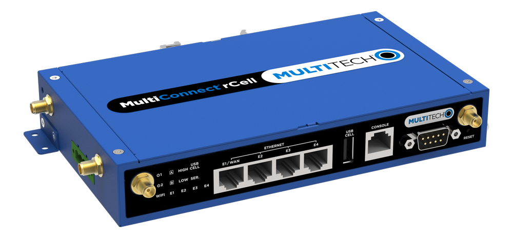 MultiConnect rCell 500 LTE Router