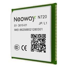 LTE-модуль N720 Open-Linux